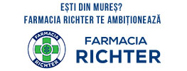 Farmacia Richter te ambitioneaza