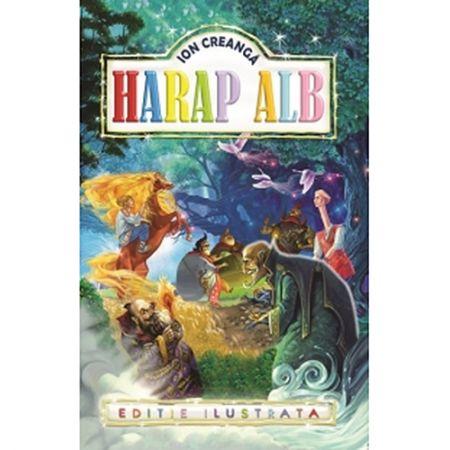 Povestea lui Harap Alb – de Ion Creangă