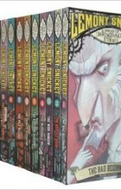 A Series of Unfortunate Events (All Books)