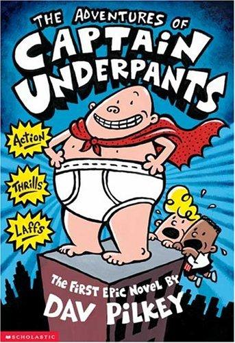 Captain Underpants (The Adventures of Captain Underpants)