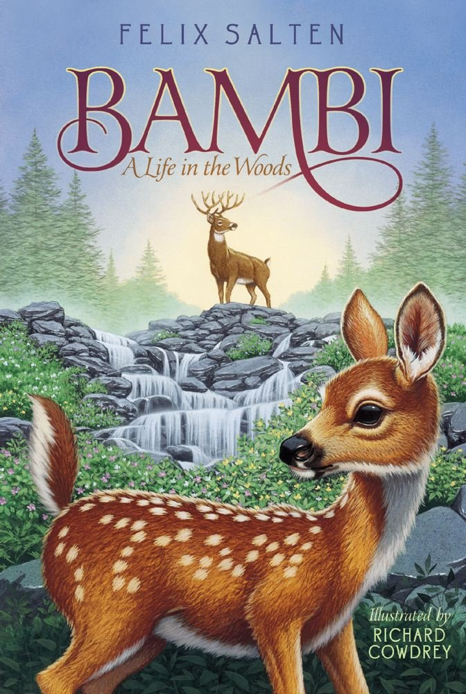 Bambi, a Life in the Woods