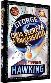 Lucy și Stephen Hawking