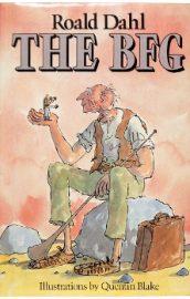 Marele Uriaș Prietenos, Roald Dahl (Editura Arthur) (En)