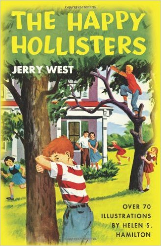 The Happy Hollisters (volume #1)