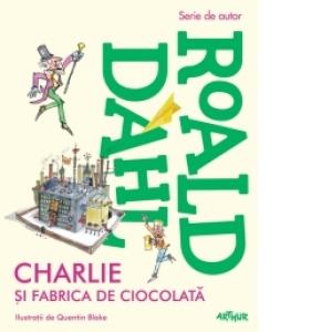 Charlie şi fabrica de ciocolată