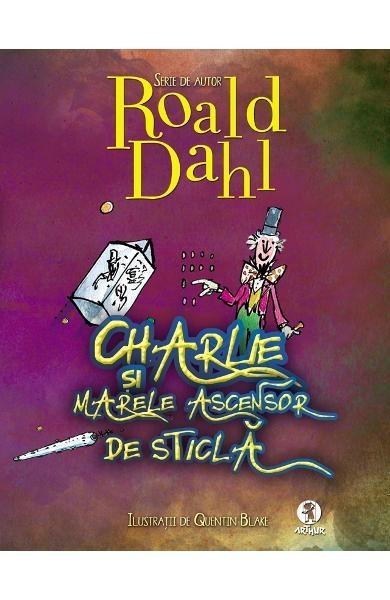Charlie şi Marele Ascensor de Sticlă