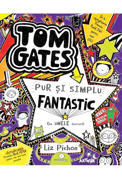 Tom Gates este pur și simplu fantastic (la unele lucruri) (vol.5)