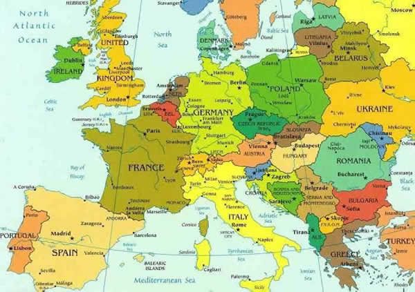 Capitalele tarilor (4)