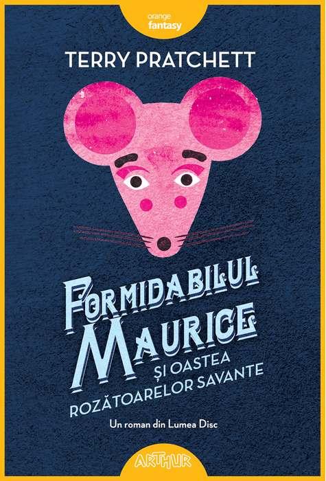 Formidabilul Maurice și oastea rozătoarelor savante