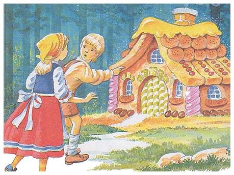 Hänsel şi Gretel