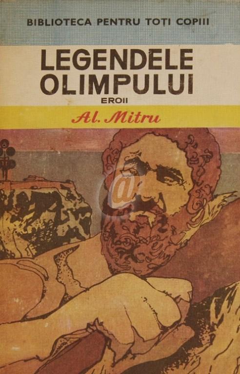 Eroii. Legendele Olimpului (2)