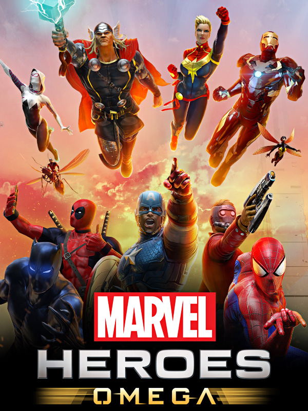 Eroii din Marvel