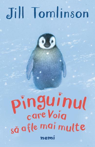 Pinguinul care voia sa afle mai multe