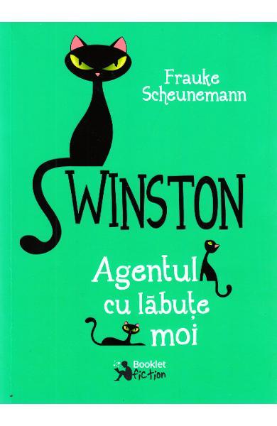 WINSTON – Agentul cu lăbuțe moi