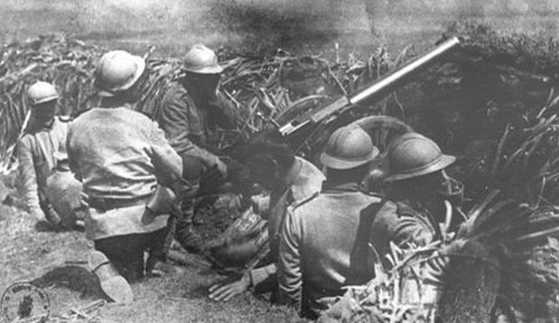 Primul Război Mondial (1)