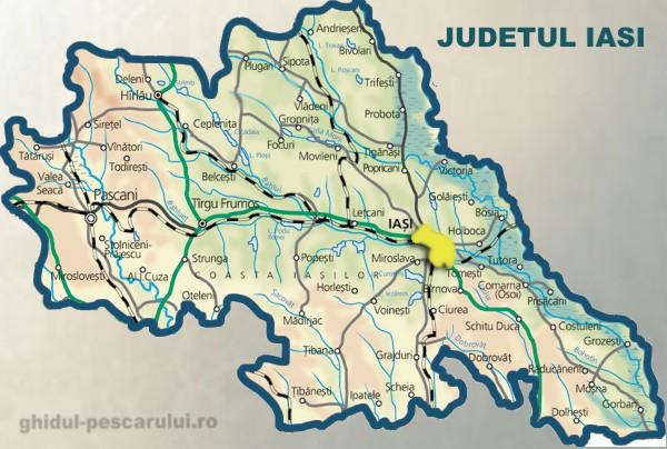 Județe din România – Iași