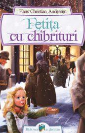 Fetiţa cu chibrituri de  H. C. Andersen