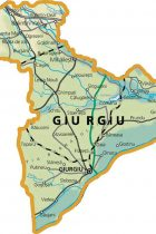 Județe din România - Giurgiu