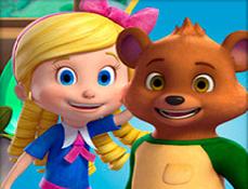 Goldie si Ursuleț-1