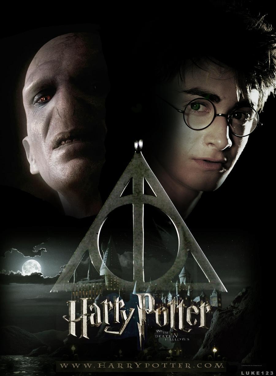 Harry Potter și Talismanele Morții