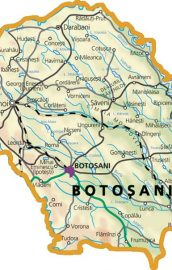 Județe din România – Botoșani