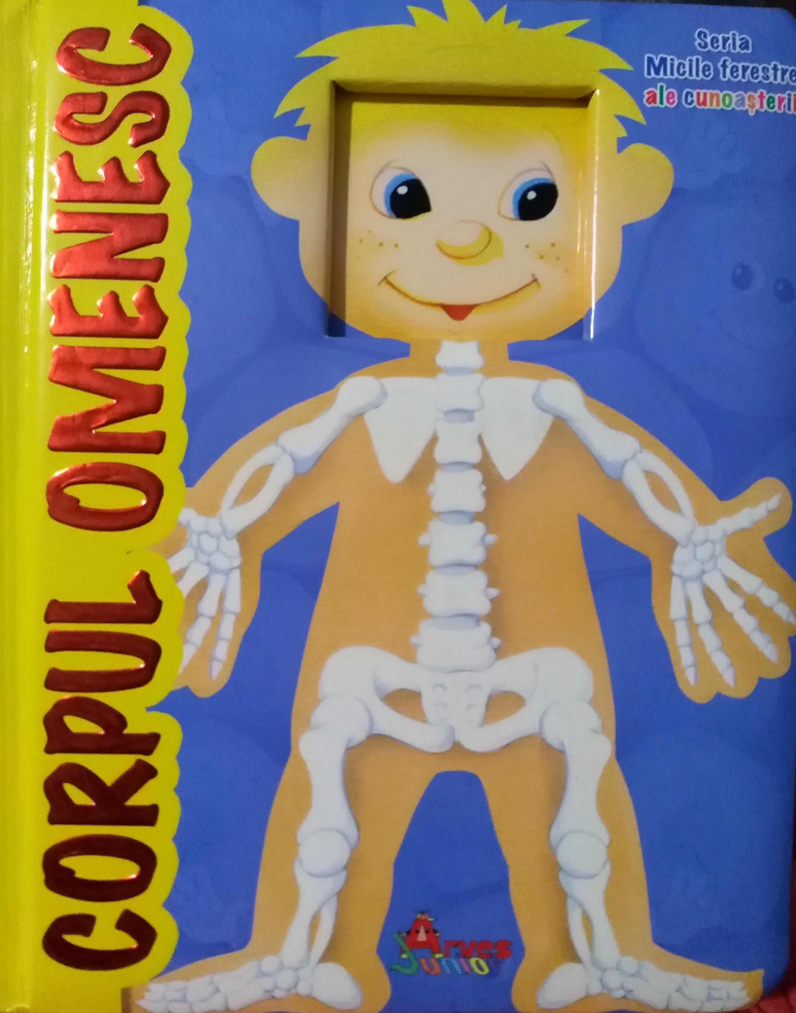 Ce stii despre corpul omenesc?