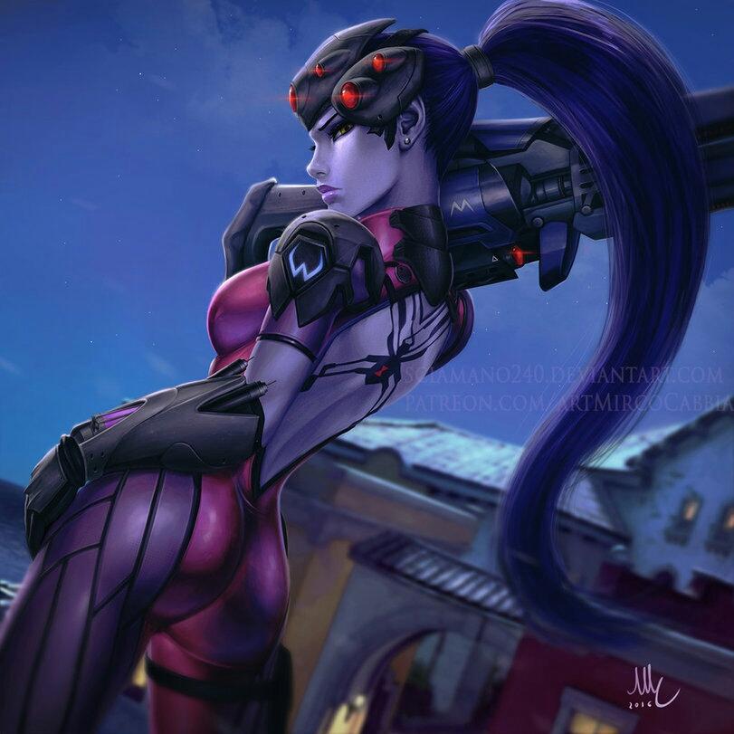 Widowmaker – Overwatch