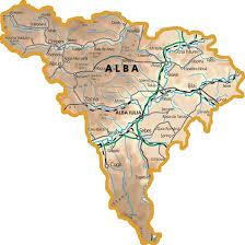 Județe din România – Alba