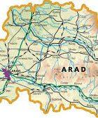 Județe din România - Arad