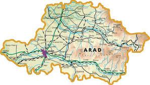 Județe din România – Arad