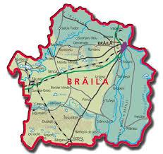 Județe din România – Brăila