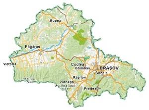 Județe din România – Brașov