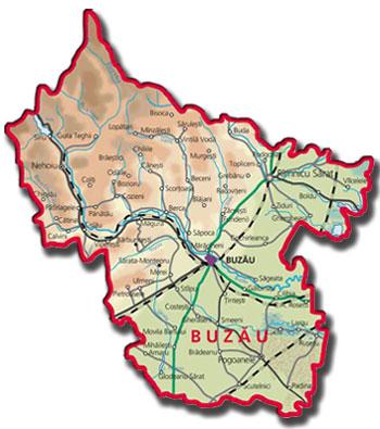 Județe din România – Buzău