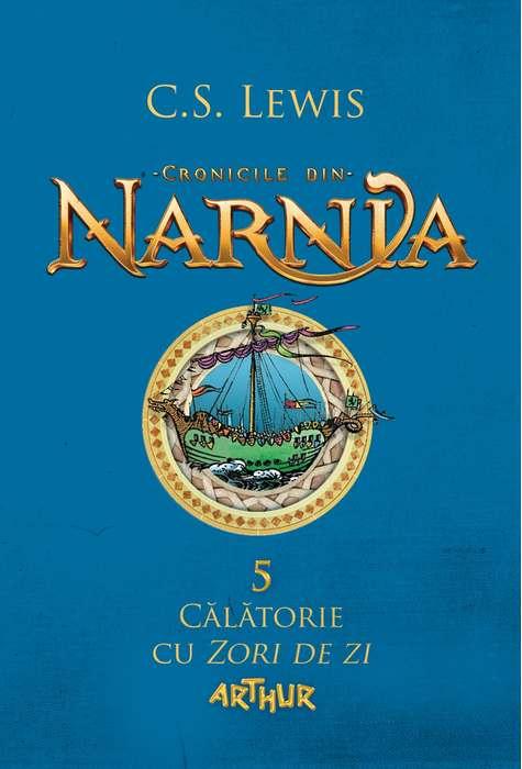 Cronicile din Narnia: Călătorie cu Zori de zi