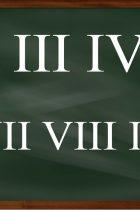 Cifre romane