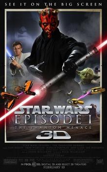 Star Wars – Amenintarea Fantomei