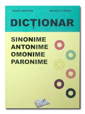 Gramatica – Recunoaste sinonimele!
