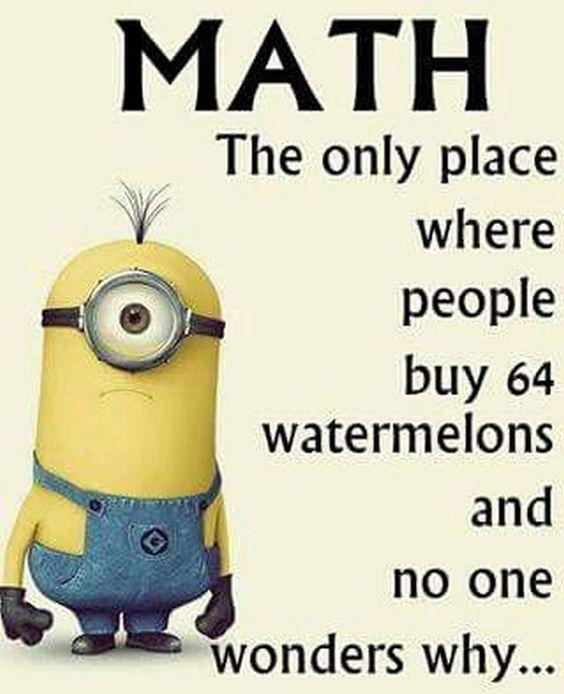Matematica este ca un joc distractiv.