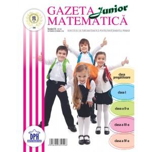 Gazeta Matematica Junior