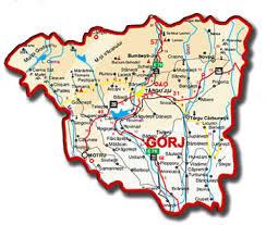 Județe din România – Gorj