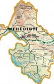 Județe din România – Mehedinți