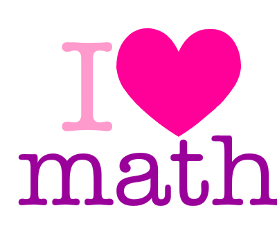 We Love Math!