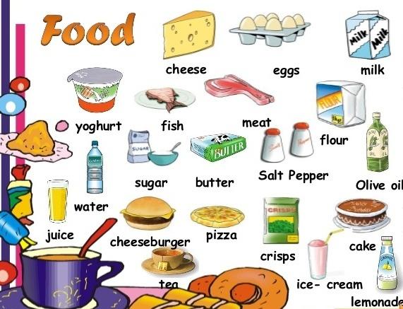 Food – Alimente – 1