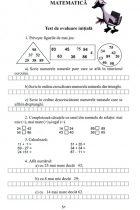 Matematica - Efectuati urmatorul test!