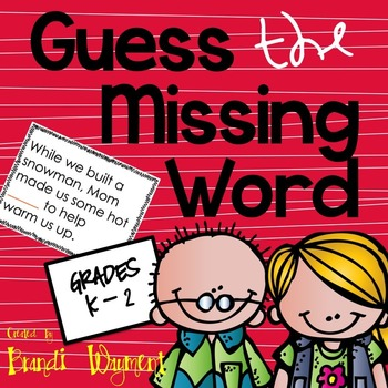 The missing word