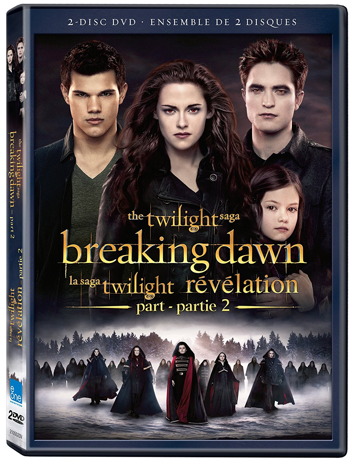 Twilight Saga -partea a 5-a – Breaking Down II