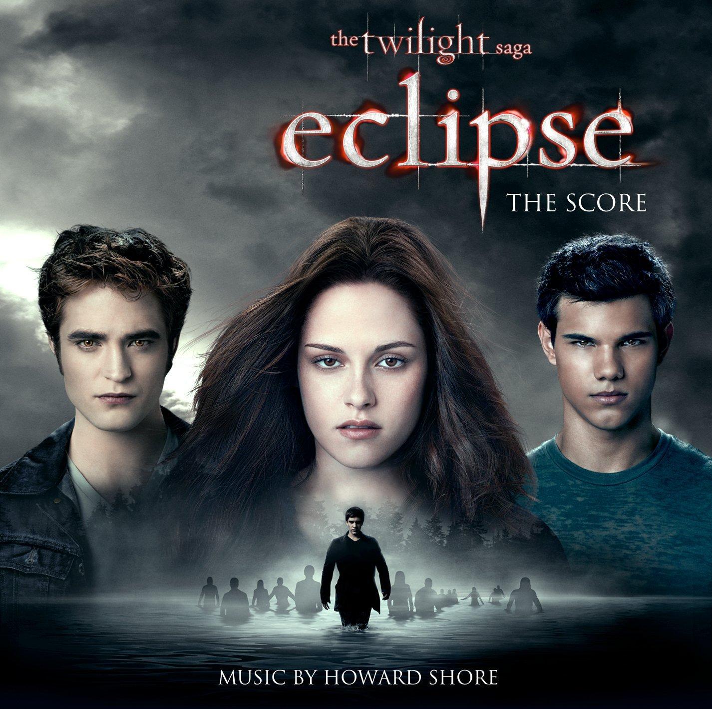 Twilight Saga -partea a 2-a -Eclipse