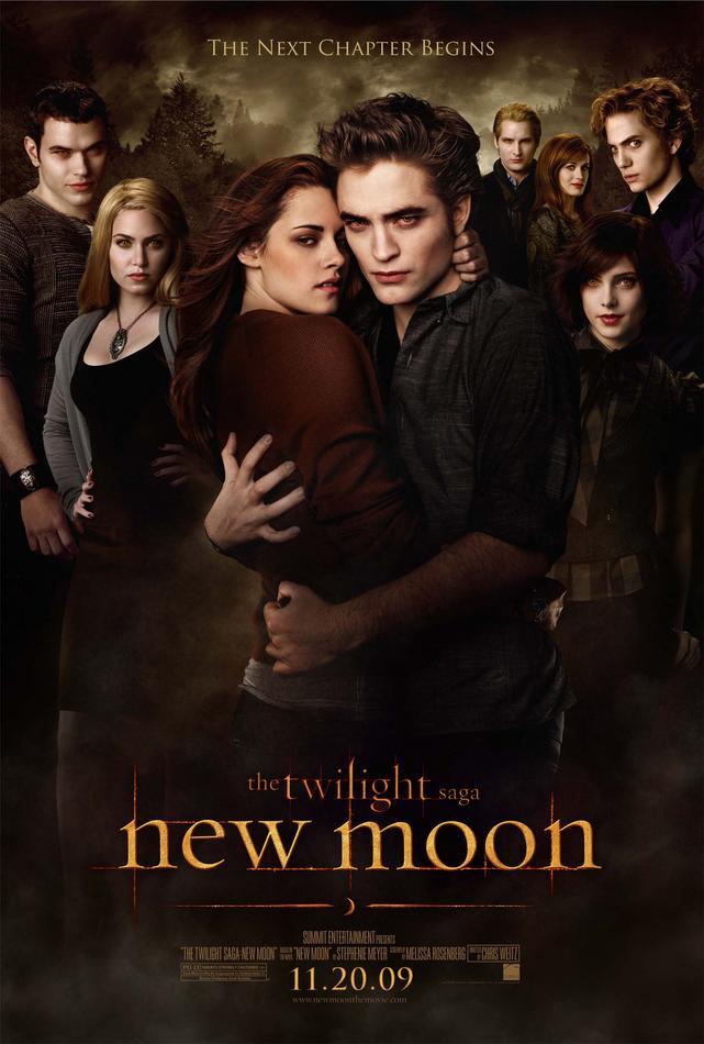 Twilight Saga – partea a 3-a – New Moon