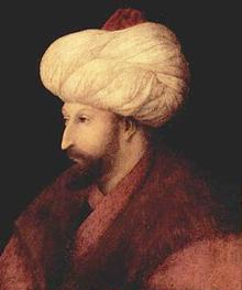 Cei mai buni comandanți militari din istorie – Mahomed al II-lea