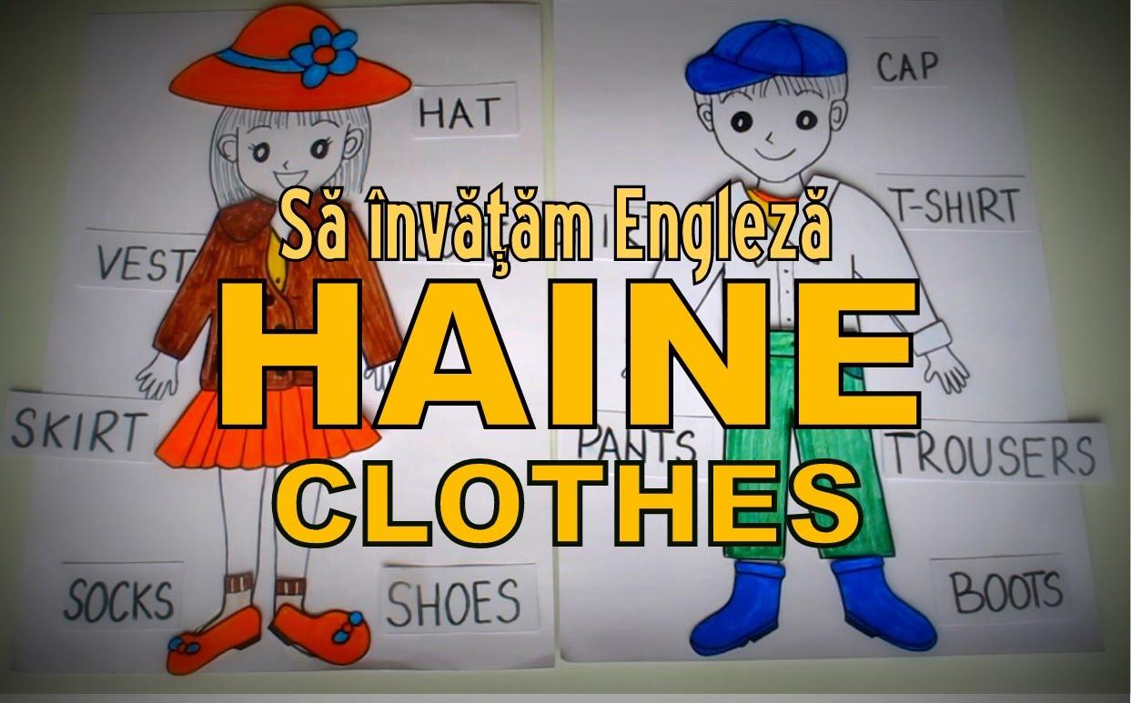 Clothes – Imbracaminte – 1